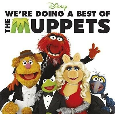 The Muppets - We'Re Doing A Best Of [New CD] UK - Import