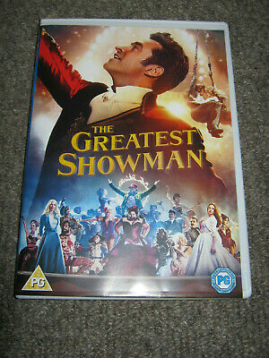 The Greatest Showman (DVD, 2017)