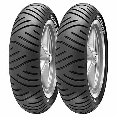 Coppia Gomme Metzeler 110/90-12 64L + 130/70-12 56L Me 7 Teen