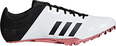 finest selection 23188 aebaf adidas Adizero Prime Finesse Running Spikes Unisex Sprinter Track Racing  Mens Wo