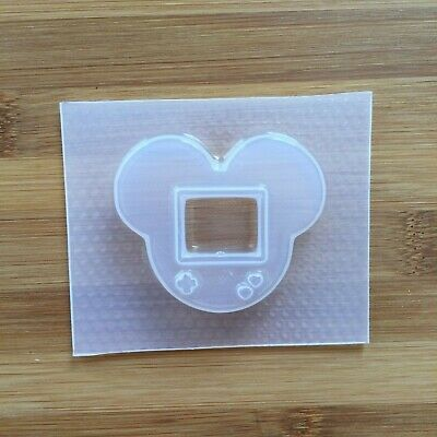 Game Console Mold Shaker Resin Mould Food Safe Chocolate 90s Mouse Retro Gamer