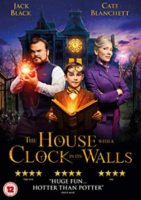 House With A Clock In Its Walls, The Dvd (Uk Import) Dvd [Region 2] New