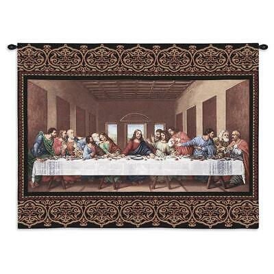 The Last Supper Leonardo Da Vinci Tapestry Wall Art Hanging Jesus Disciples