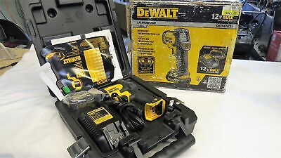 DEWALT 12V MAX Cordless Lithium-Ion Infrared Thermometer Kit DCT414S1 EXCELLENT