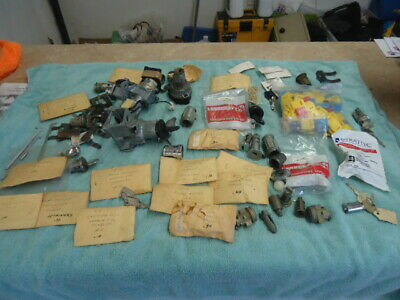 Locksmith Assorted Automotive Grab Bag, Ignitions, Pins, Clips,