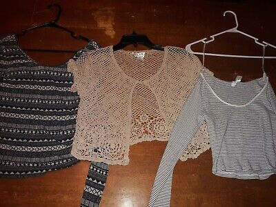 Mixed Name Brand girls clothes size 14-16 20pc lot