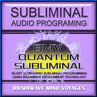 ANY 3 CDs Subliminal SELF HELP Programming AMAZING Brain Power Mind Enhancement