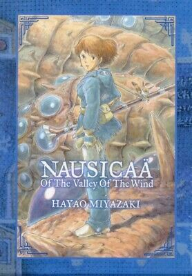 NAUSICAA O/T VALLEY O/T WIND BOX SET (C: 1-0-1) (Nausicaä of the...
