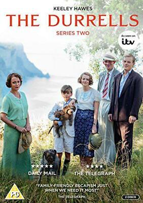 The Durrells - Series 2 [DVD] [2017], New, DVD, FREE & Fast Delivery