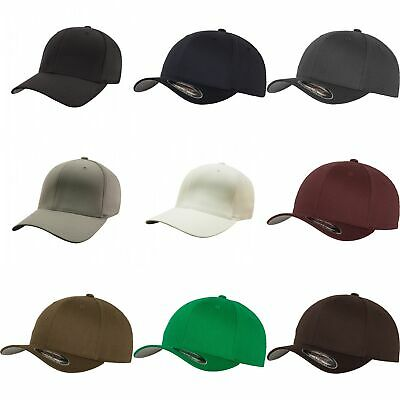 Yupoong Mens Flexfit Fitted Baseball Cap (RW2889)