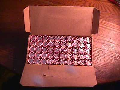New Mixed Box  2017-P & 2017-D  Lincoln Cent Unc. Shield Penny With 50 Roll Box