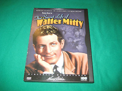 The Secret Life Of Walter Mitty Dvd Danny Kaye