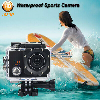 SJ5000X Waterproof HD 1080P Sports Action Camera DVR Cam DV Video Camcorder H