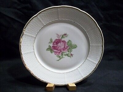 Fine Bohemian China Mel Rose Pattern Czechoslovakia - Your Choice of Pieces!