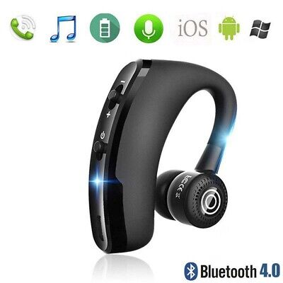 V9 Wireless Bluetooth 4.0 Headset Sports Headphone Earphone Hands-free Universal
