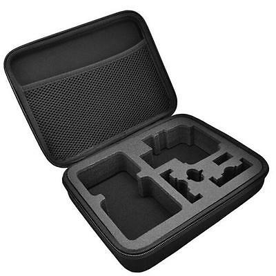 AU Travel Medium Hard Carry Bag Storage Case For GoPro Go PRO HERO 3+ 3 2 Camer
