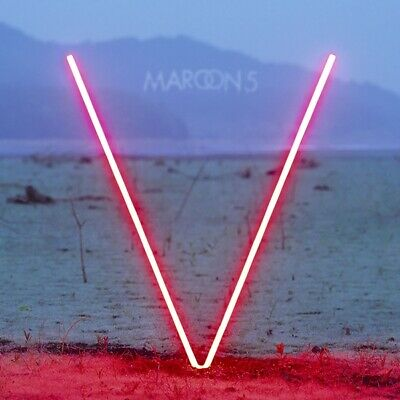Maroon 5 - V (Deluxe Edt.) New Version CD Interscope NEW