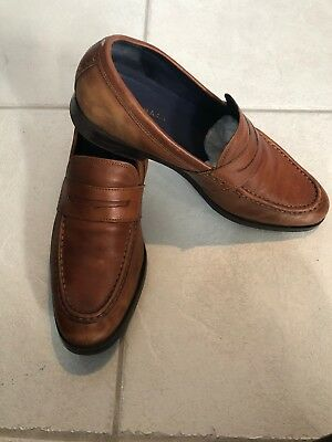 df15b433670 Cole Haan Aiden Grand OS Penny II Loafer Slip On Brown Shoes Sz 10.5 M  C25080