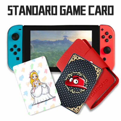 Full Set NFC PVC Tag Card ZELDA Odyssey BREATH OF THE WILD WOLF LINK for Swi CLG