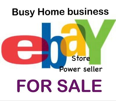 Profitable Ebay Home Business for Sale , Easy , Quick Set Up, Work from home