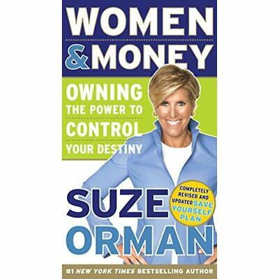 Women & Money: Owning the Power to Control Your Destiny - Mass Market Paperback