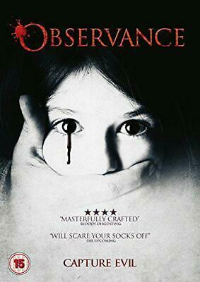 Observance [DVD] [2016], DVD, New, FREE & Fast Delivery