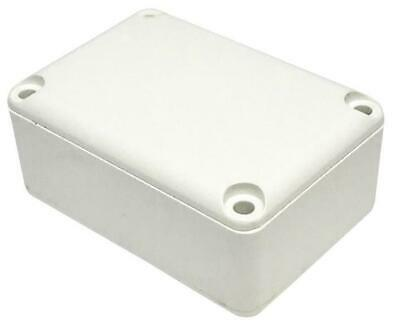 Small ABS Potting Box Enclosure, 23x16x33mm, White - EVATRON