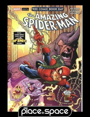 Free Comic Book Day 2018 - Amazing Spider-Man / Infinity
