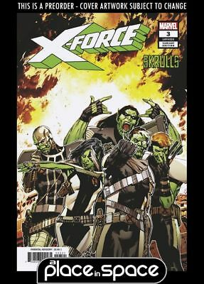 (Wk09) X-Force, Vol. 5 #3B - Skrulls Variant - Preorder 27Th Feb
