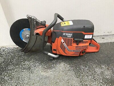 husqvarna k1260 Rail Saw
