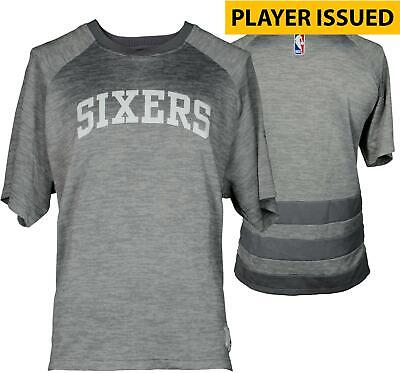 Robert Covington 76ers Player-Issued  33 Gray