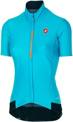 CASTELLI GABBA 2 Short Sleeve Womens Cycling Jersey - Blue - EUR 178 ... 49fb408d4