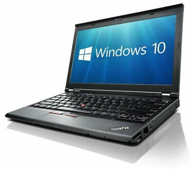 Lenovo Thinkpad X230 Laptop Computer i5-3320M 4GB RAM 320GB HDD Windows 10 Pro