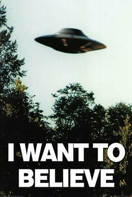 The X-Files : I Want To Believe - Maxi Poster 61cm x 91.5cm new and sealed