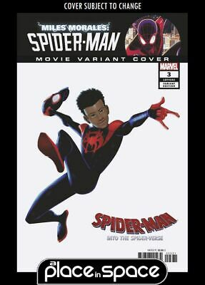 Miles Morales: Spider-Man #3B (1:10) Movie Variant (Wk08)