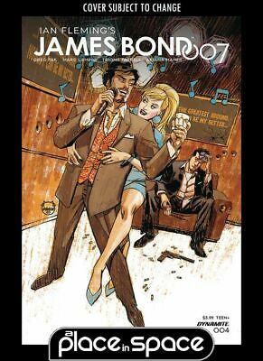 James Bond 007 #4A - Johnson (Wk08)