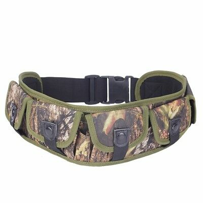 Hunting Independent Hunter Premium Quality Leather Shell Belt--12 Gauge!