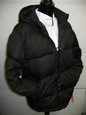 62f06d779f The North Face Bedford Down Fill Bomber Jacket Mens Large Black Hooded