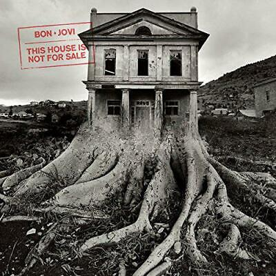 This House Is Not For Sale, Bon Jovi, New,  Audio CD, FREE & Fast Delivery