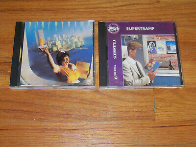 Supertramp CD Lot  Breakfast in America & Classics ( greatest hits)