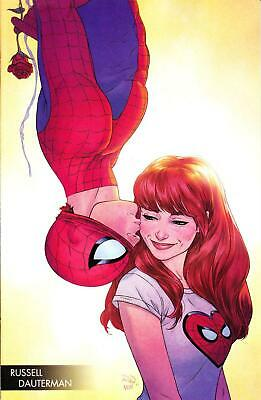 Love Romances #1 Russell Dauterman Young Guns Variant Spider-Man Mary Jane
