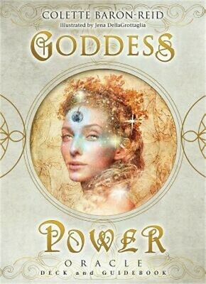 Goddess Power Oracle: Deck and Guidebook (Cards)