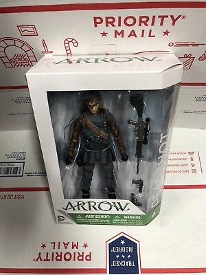 DC Collectibles Direct Deadshot Action Figure Arrow TV CW Series