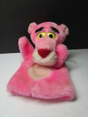 Cool Vintage 1970S Pink Panther Tv Show Character Puppet