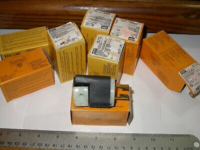 8 Pieces NEW HUBBELL WIRING DEVICE Plug,250VAC,20A,L2-20P,2P,2W,1PH, HBL7102C
