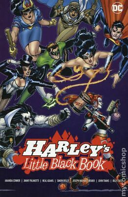Harley's Little Black Book TPB (DC) #1-1ST 2018 NM Stock Image
