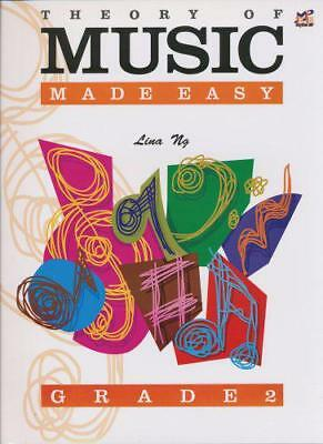 Theory Of Music Made Easy Grade 2 by Lina, Ng, NEW Book, (Paperback) FREE & Fast