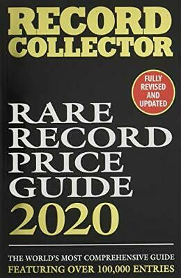 Rare Record Price Guide 2020 by Ian Shirley, NEW Book, (Paperback) FREE & Fast D