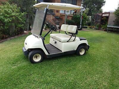 yamaha golf buggy