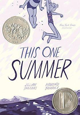 This One Summer by Tamaki, Jillian, NEW Book, FREE & Fast Delivery, (Paperback)
